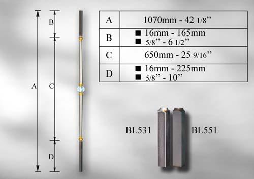 Артикул BL531